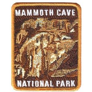 Mammoth Cave Golden Fleece Patch