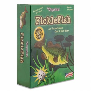 Jr Rangerland FickleFish Card Game