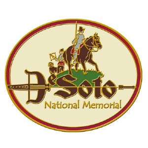 De Soto National Memorial Pin