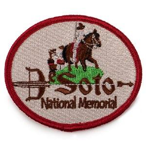De Soto National Memorial Patch