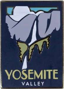 Yosemite Valley Pin