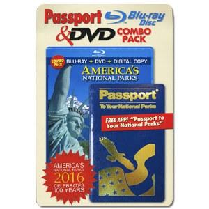 Passport & DVD Combo Pack