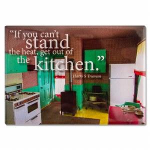 Harry Truman Kitchen Magnet