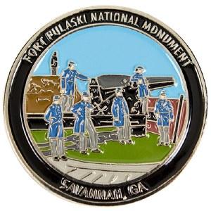 Fort Pulaski National Monument Lapel Pin