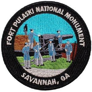 Fort Pulaski National Monument Patch