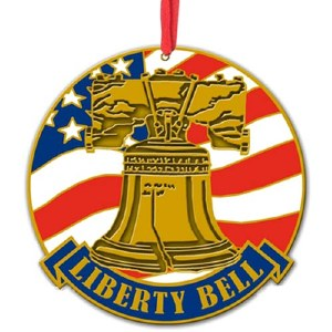 Liberty Bell Ornament