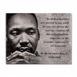 Martin Luther King Jr. Magnet