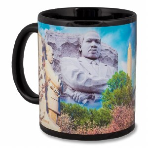 Martin Luther King Jr Memorial Coffee Mug
