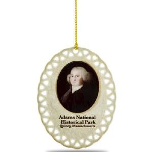 John Adams Ornament
