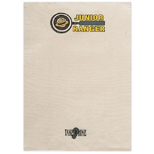 Junior Ranger Badge Display Banner