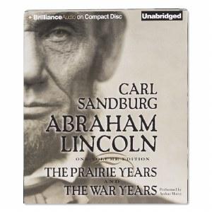 Sandburg's Abraham Lincoln Audio Book