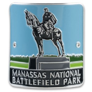 Manassas National Battlefield Park Hiking Medallion