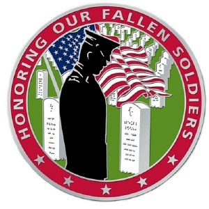 Honoring Our Fallen Soldiers Magnet