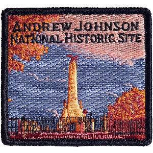 Andrew Johnson National Historic Site Patch