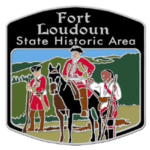 Fort Loudoun Collectible Lapel Pin