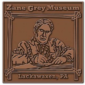 Zane Grey Museum Pin