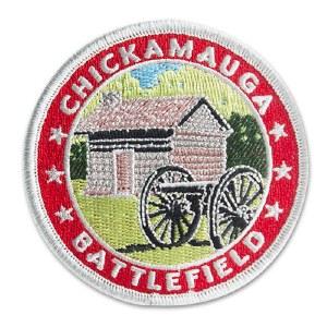 Chickamauga Battlefield Patch