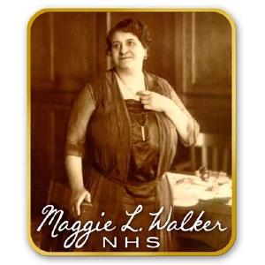Maggie L Walker Pin