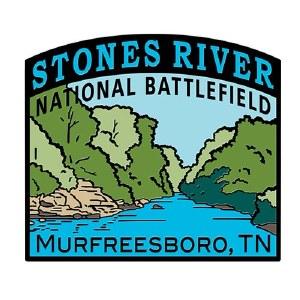 Stones River NB Lapel Pin