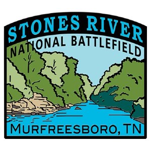 Stones River NB Magnet
