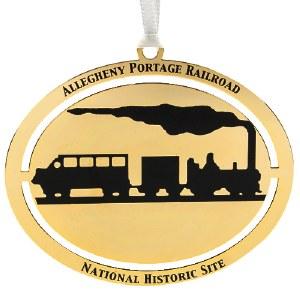 Allegheny Portage Railroad National Historic Site Ornament