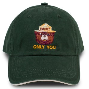 Smokey Bear ONLY YOU Hat