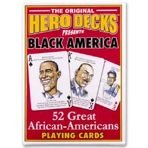 The Original Hero Decks Presents: Black America