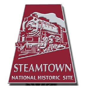 Steamtown National Historic Site Pin