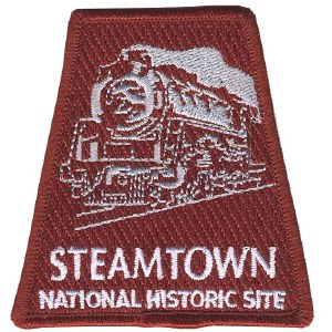 Steamtown National Historic Site Patch