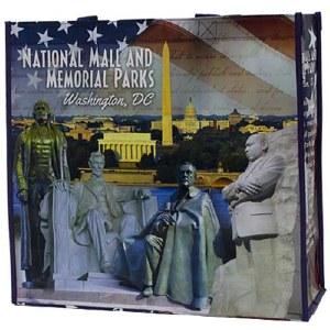 National Mall Washington, DC Tote Bag