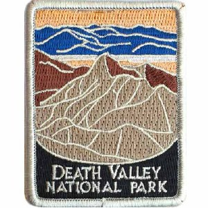 Death Valley National Park Patch