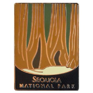 Sequoia National Park Pin