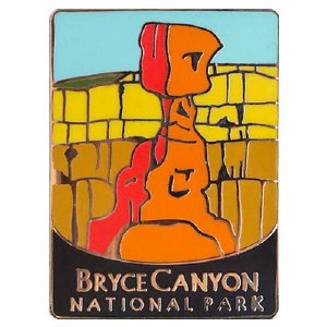 Bryce Canyon National Park Pin