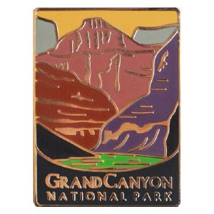 Grand Canyon National Park Pin