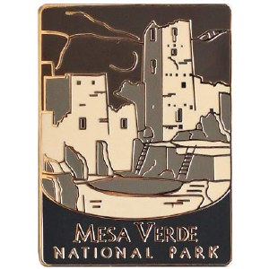 Mesa Verde National Park Pin