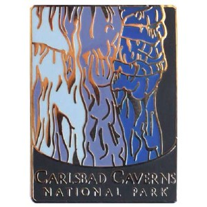 Carlsbad Caverns National Park Pin