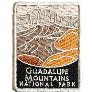 Guadalupe Mountains National Park Patch