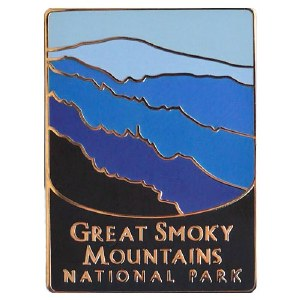 Great Smoky Mountains National Park Pin