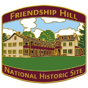 Friendship Hill House Pin