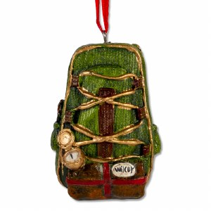 Backpack Ornament