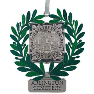 Arlington National Cemetery Wreath Ornament