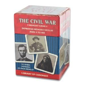 The Civil War Memory Game