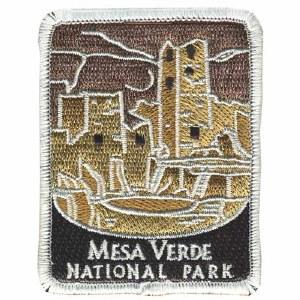 Mesa Verde National Park Patch