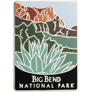 Big Bend National Park Pin