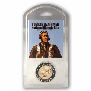 Tuskegee Airmen Army Corps Coin