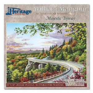 Heritage Majestic Byway Puzzle