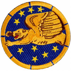 Tuskegee Airmen 99th Fighter Squadron Patch