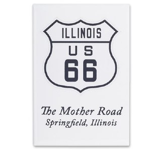 US Route 66 Magnet