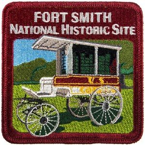 Fort Smith National Historic Site Patch