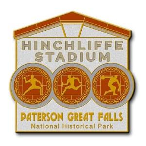 Hinchliffe Stadium Pin